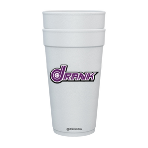 Double Cup Decal Sticker