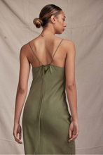 Load image into Gallery viewer, Pillar Slip Dress