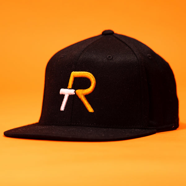 RT Monogram Snapback Hat