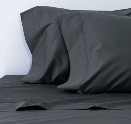 Superb Bamboo Charcoal Bed Sheets Set   No Dye No Bleach