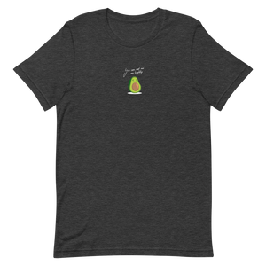"T-Shirt ""Healthy Avocado"" - Heavyfit"