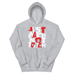 "Hoodie ""Just watch not touch"" - Heavyfit"