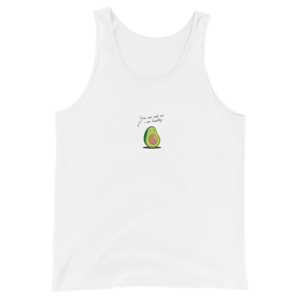 "Premium Tank-Top ""Healthy Avocado"" - Heavyfit"