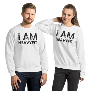 "Laden Sie das Bild in den Galerie-Viewer, Pullover ""I am Heavyfit"" - Heavyfit"