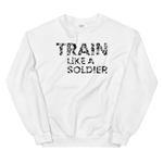 "Pullover ""Train like a soldier"" - Heavyfit"
