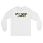 "Langarmshirt ""Only good food"" - Heavyfit"