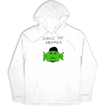 Chance The Wrapper Hoodie