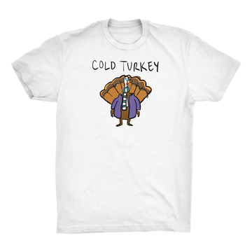Cold Turkey Tee