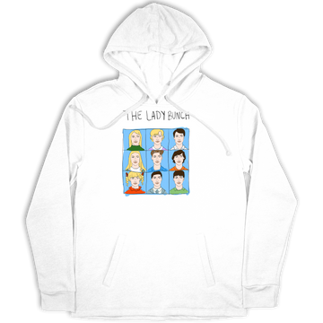 The Lady Bunch Hoodie