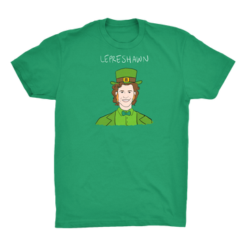 Lepreshawn Green Tee