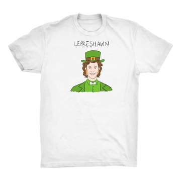 Lepreshawn White Tee