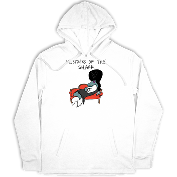 Mistress of the Shark Hoodie