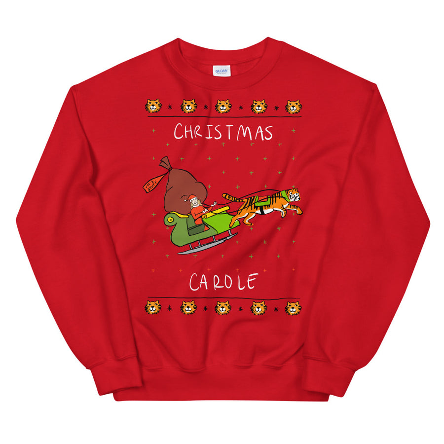 Christmas Carole Ugly Sweater