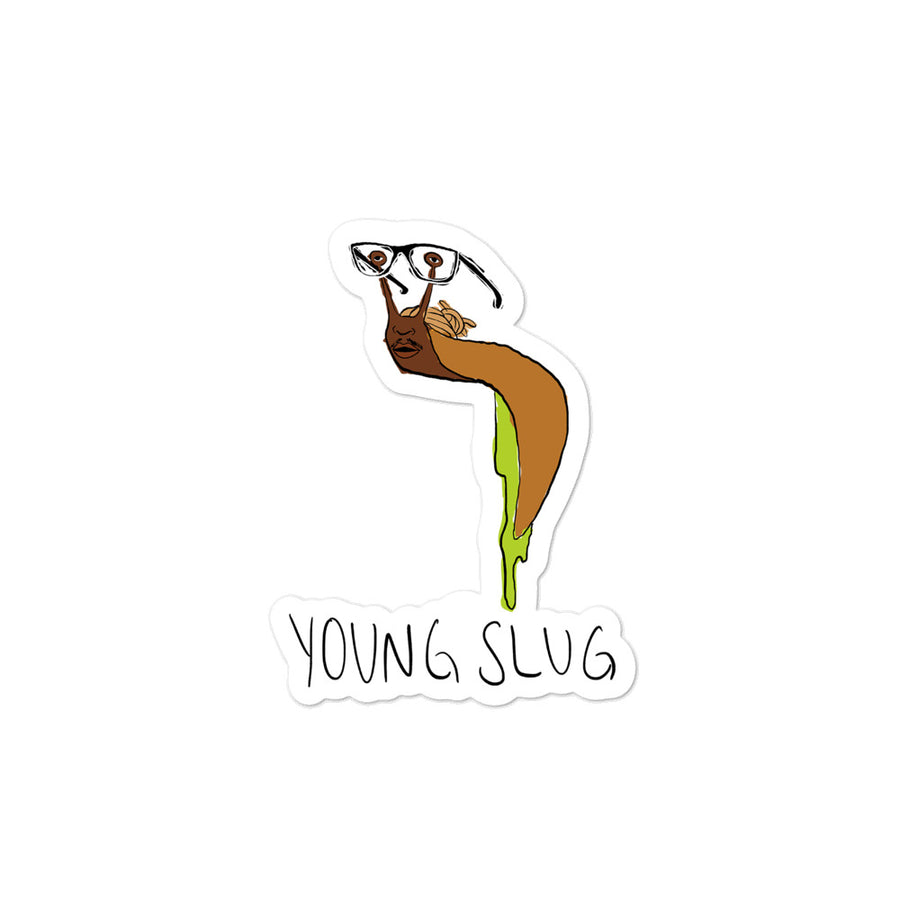 Young Slug Sticker