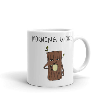Morning Wood Mug