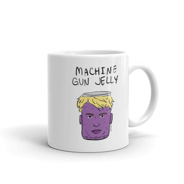 Machine Gun Jelly Mug