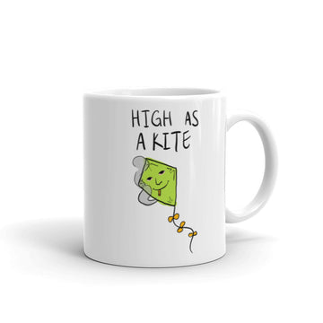 High As A Kite Mug