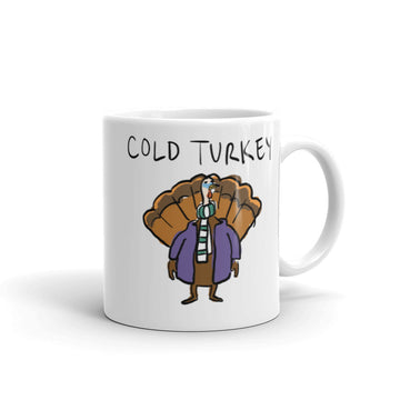 Cold Turkey Mug