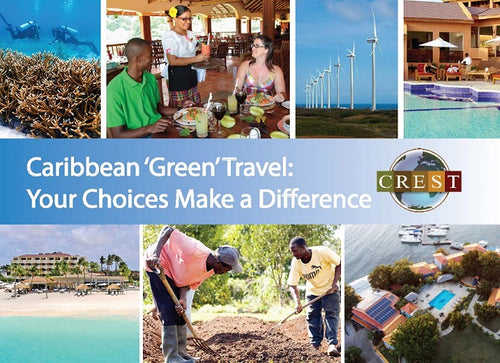 DVD: Caribbean 'Green' Travel: Your Choices Make a Difference