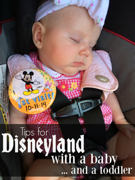 Tips for Disneyland with a Baby