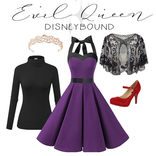Last Minute Disneybound Costume Ideas from Amazon