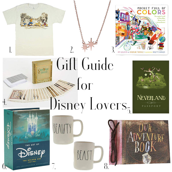 Gift Guide for Disney Lovers