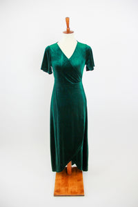 Neverland Green Dress