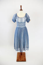 Load image into Gallery viewer, Whimzy Blue Dress