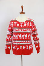 Load image into Gallery viewer, Llama Sweater
