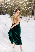 Load image into Gallery viewer, Neverland Green Dress