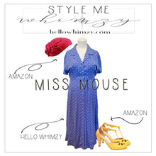 Load image into Gallery viewer, Miss Mouse Dress