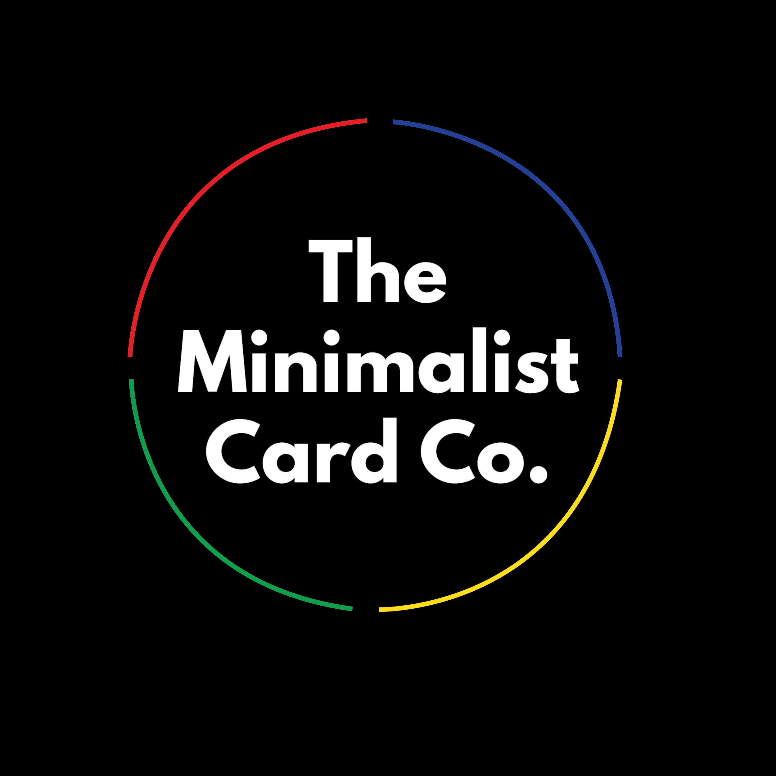 The Minimalist Card Company