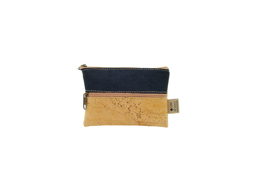 Square Cork Coin Purse (Small)