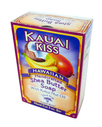 Kauai Kiss 3 oz. Shea Butter Soap
