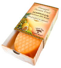 Pineapple Passion Fruit - 2 oz. Coconut and Palm Oil Soap