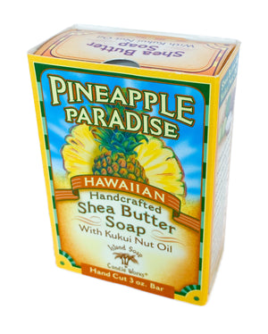 Pineapple Paradise 3 oz. Shea Butter Soap
