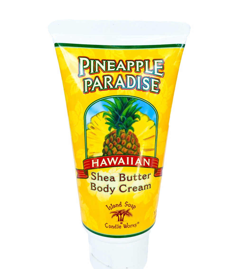 Pineapple Paradise - 3 oz. Shea Butter Body Cream