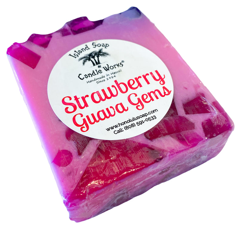 Strawberry Guava Gems Specialty Bar (5oz)