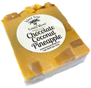 Chocolate Coconut Pineapple Specialty Bar (5oz)