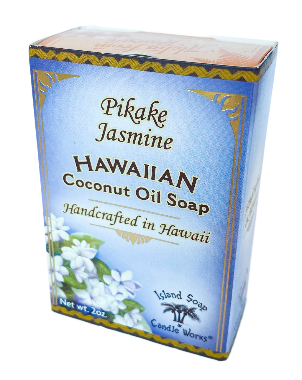 Pikake Jasmine - 2 oz. Coconut and Palm Oil Soap