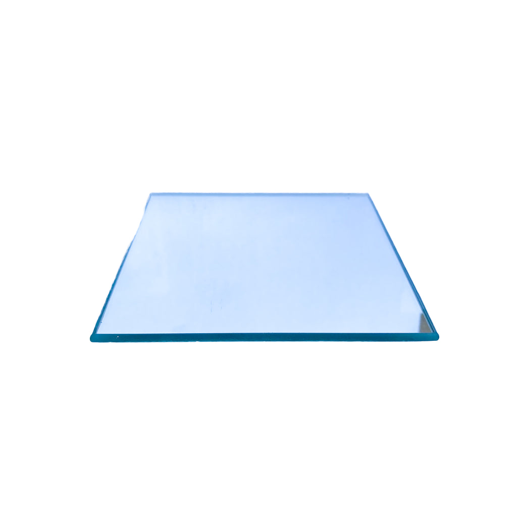 Square Mirror Candle Base