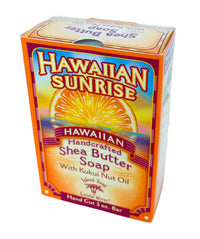 Hawaiian Sunrise 3 oz. Shea Butter Soap