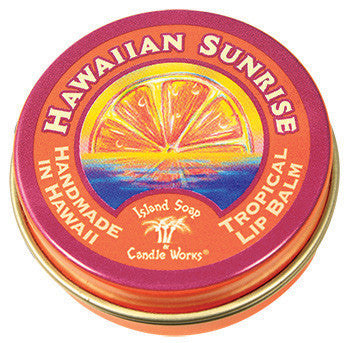 Hawaiian Sunrise Lip Balm Tin