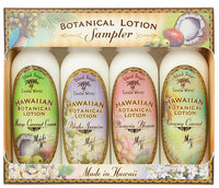Botanical Lotion Sampler