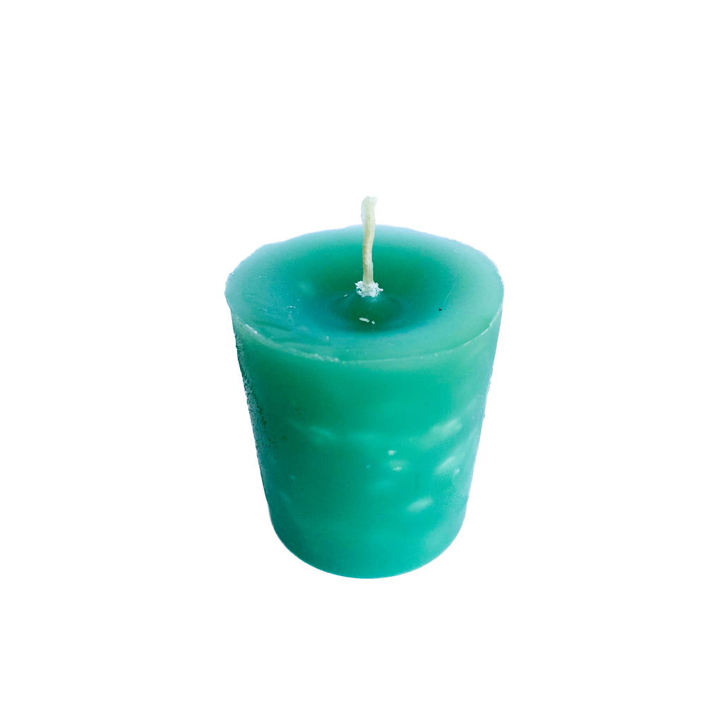 Cedar Sage Sandalwood Votive Candle