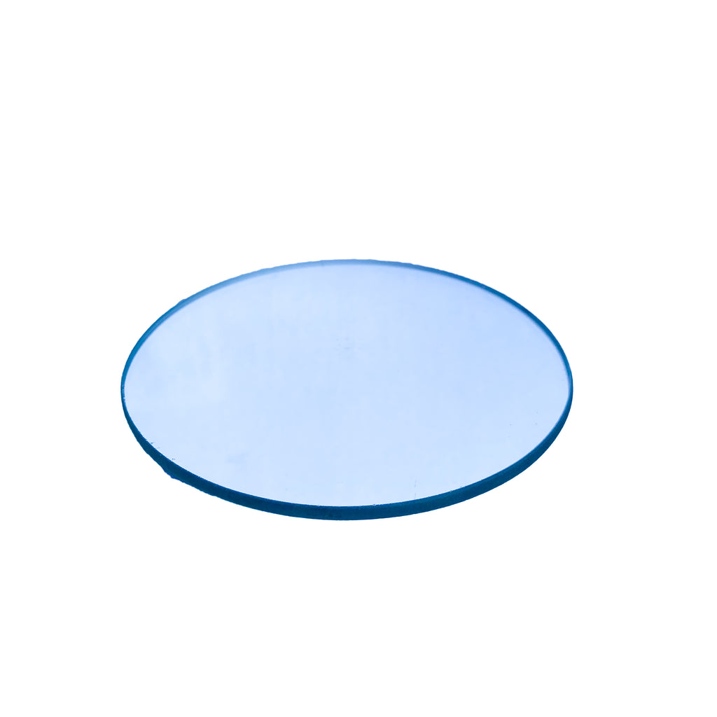 Round Mirror Candle Base