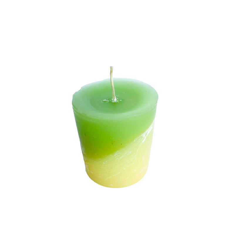 White Ginger Votive Candle
