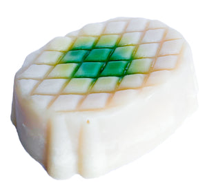 White Ginger Flower Gourmet Soap