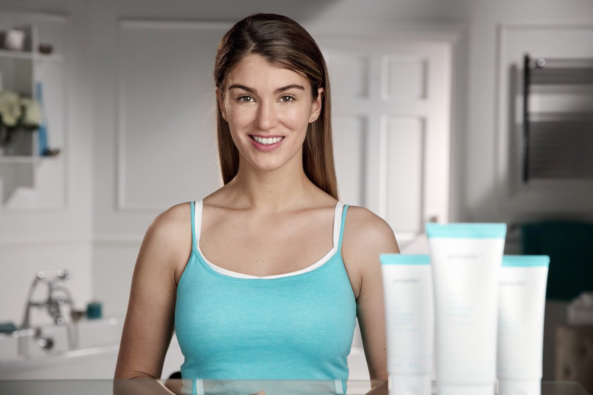 Amy Willerton announced as the new face of Proactiv