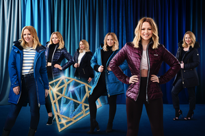 Kimberley Walsh launches AW19 range with Regatta